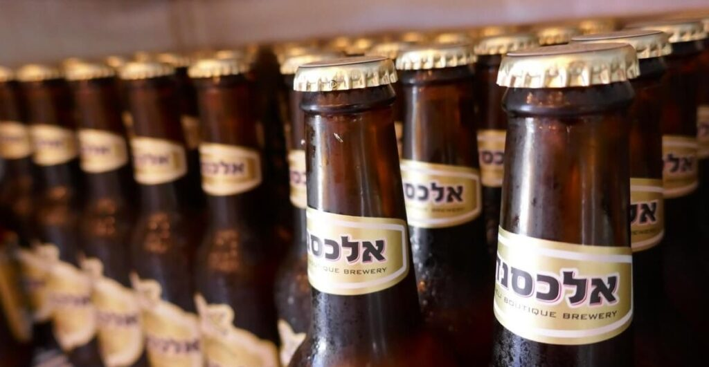 טעימות יין ובירה, מבשלת בירה בוטיק