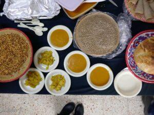 טיול דרום הארץ אוכל אתיופי