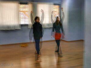 טיול דרום הארץ רקדנים