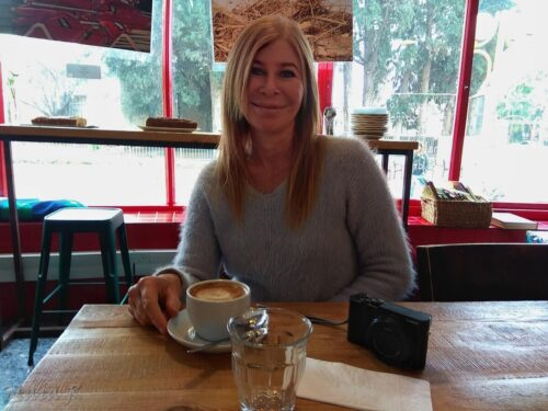 טיול דרום הארץ בית קפה חברתי