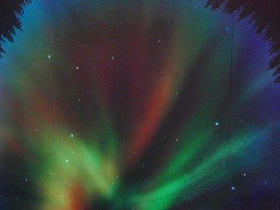 זוהר צפוני - רוביניימי, פינלנד
