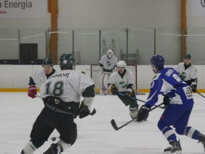 משחק הוקי קרח