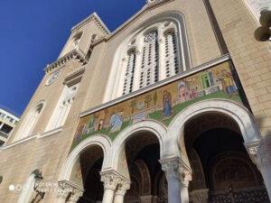 כנסיה בסלוניקי