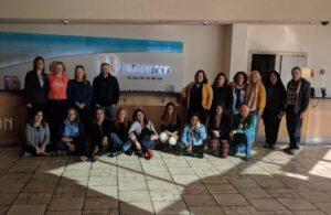 טיול דרום הארץ קבוצת בלוגרים במלון