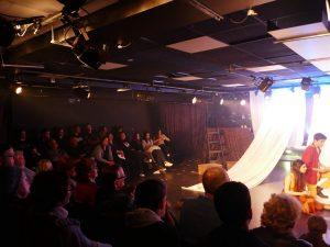 מופע הצגה ביקורת 21