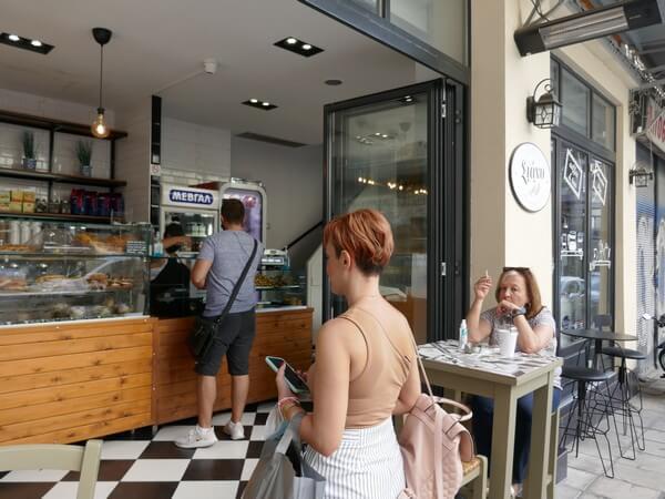 המלצות לארוחת בוקר טיולים בעולם, סלוניקי יוון, קפה יווני או קפה תורכי