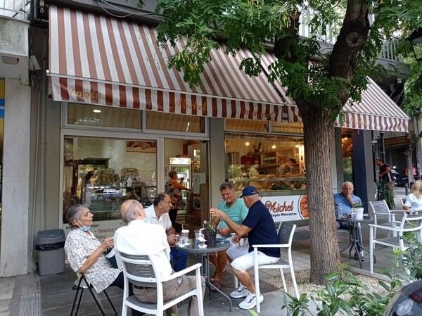 סלוניקי המלצות לטיול, בתי קפה, מסעדות מקומות שהיוונים אוהבים