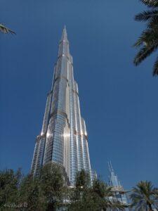 בורג' חליפה איחוד אמירויות, הבנין הגבוה בעולם