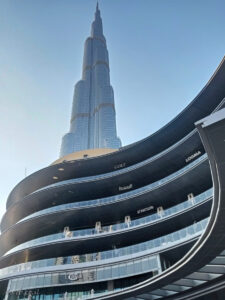 הבנין הגבוה בעולם, דובאי מחזיק 12 שיאי גינס