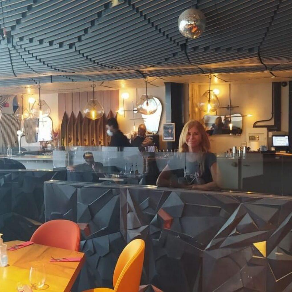 המלצות בדובאי. מסעדה מומלצת, בתי קפה ברובע האומנות