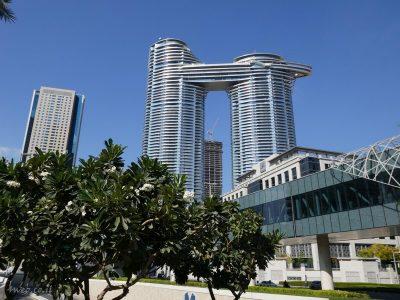 איחוד האמירויות, נוף עירוני, אדריכלות עתידנית בכל מקום