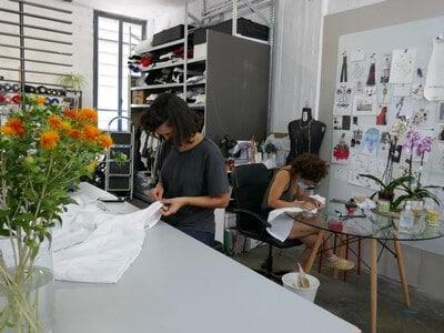 לצאת מהקופסא, סיור אופנה בתל אביב