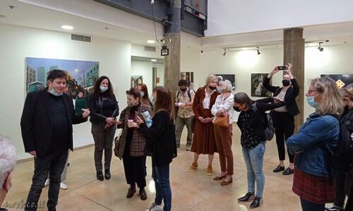 טיול מומלץ בשבת. יום מיוחד עם אומנות בחיפה