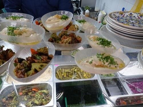 איפה אוכלים בחיפה? מסעדת ערבסקה