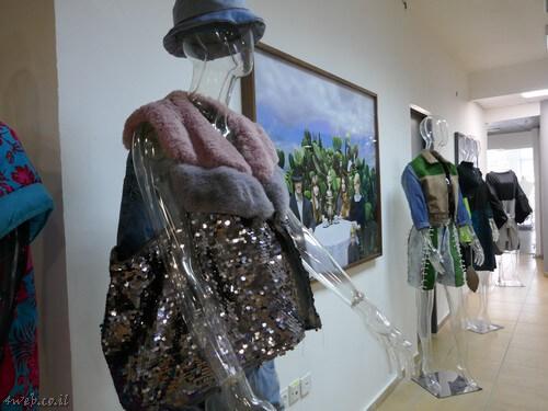 עיצוב בגדים במגמה לאמנות, המלצה לטיול