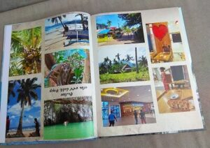 """סידור אלבום דיגיטלי מטיולים בחו""""ל"""