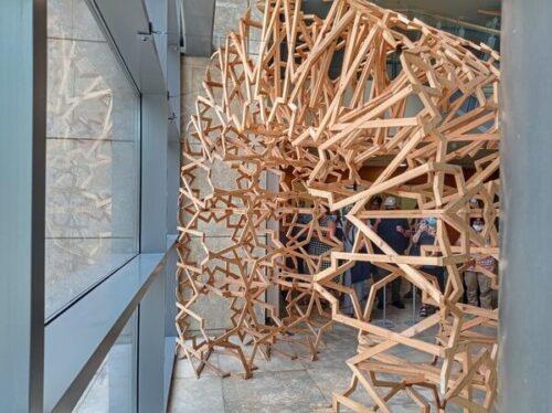 מקמות לטיול-תערוכה במרכז, מיצג שער ליקום