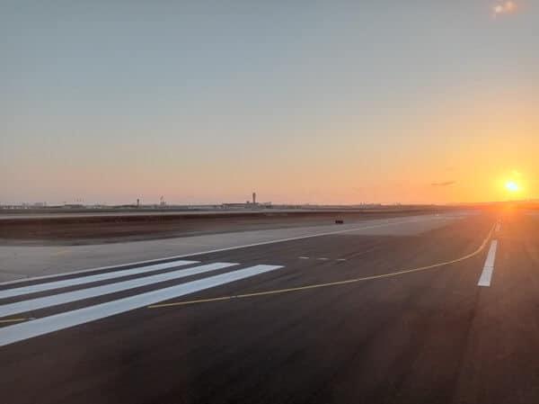 איך לבחור את הטיסה הנכונה, מסלול המראה