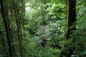 ספורט אתגרי, סנפלינג בטיול דרום אמריקה