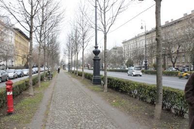 צילום רחוב סיור בודפשט